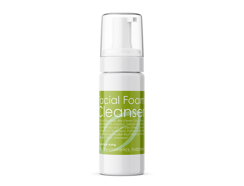 Пенка для умывания Facial Foam Cleanser