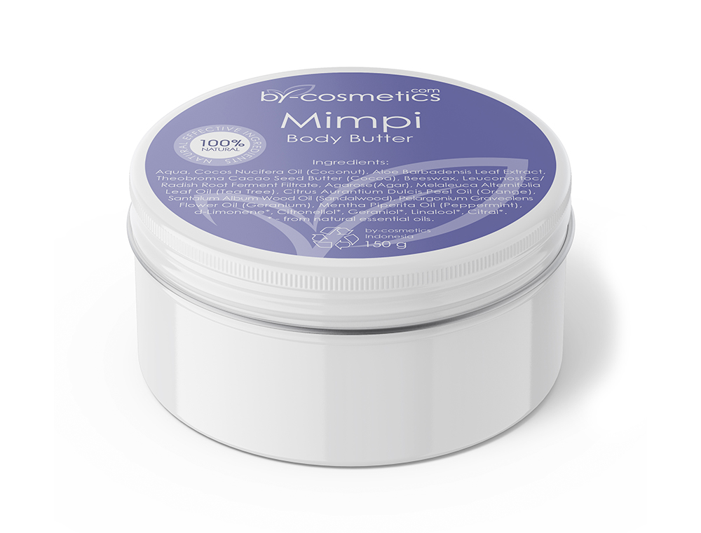 Масло для тела Mimpi